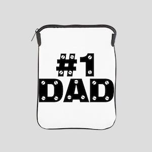 #1 Dad iPad Sleeve