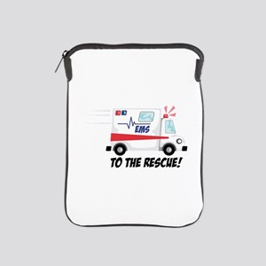 To The Rescue! iPad Sleeve