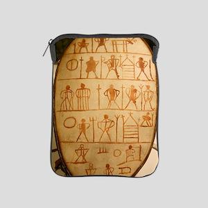 Traditional Sami drum iPad Sleeve
