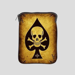The Death Card iPad Sleeve