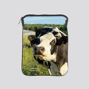 curious cow, 2 iPad Sleeve