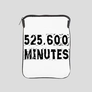 525,600 Minutes (Light) Ipad Sleeve