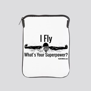 I Fly What's Your Superpower? iPad Sleeve