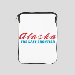 Alaska - Last frontier iPad Sleeve
