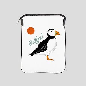 Puffin! Bird iPad Sleeve