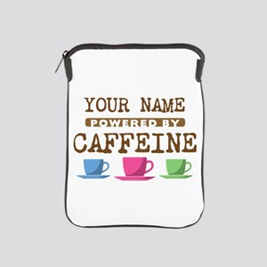 Powered by Caffeine iPad Sleeve