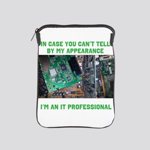 Im An It Professional Ipad Sleeve