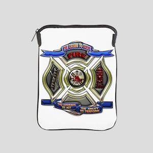 Fire Desire, Courage, Ability iPad Sleeve