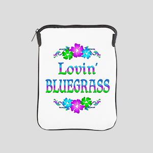 Lovin Bluegrass iPad Sleeve