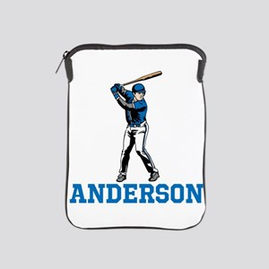 Personalized Baseball iPad Sleeve