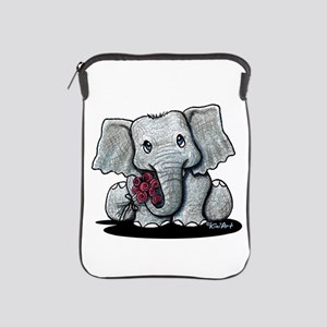 KiniArt Elephant iPad Sleeve