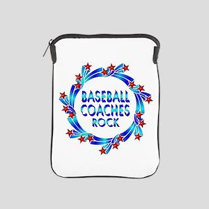 Baseball Coaches Rock iPad Sleeve