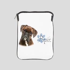 Boxer Puppy iPad Sleeve