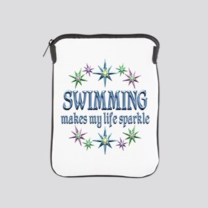 Swimming Sparkles iPad Sleeve