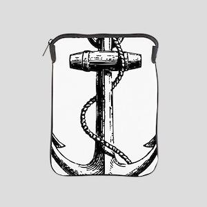 AnchorBlack iPad Sleeve