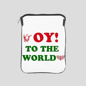 Oy to the World! iPad Sleeve