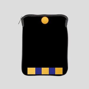 W-3 CWO3 Chief Warrant Officer iPad Sleeve