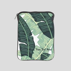 PERSONALIZED Island Tropics * iPad Sleeve
