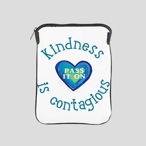 Kindness is Contagious iPad Sleeve