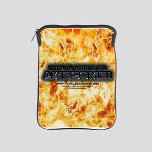 This Is Gonna Be Awesome Logo Ipad Sleeve