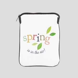 Spring In The Air iPad Sleeve