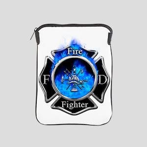 Firefighter Maltese Cross iPad Sleeve