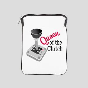 Queen Of Clutch iPad Sleeve