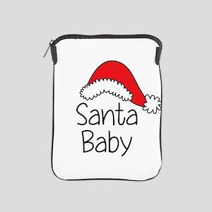 Santa Baby iPad Sleeve