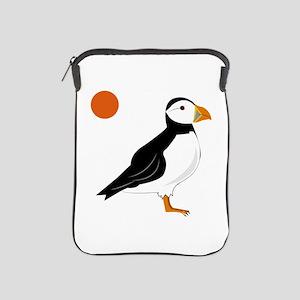 Puffin Bird iPad Sleeve