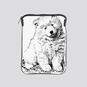 Samoyed Puppy iPad Sleeve