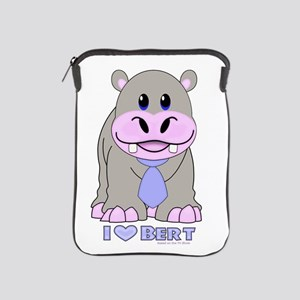 Bert The Hippo iPad Sleeve