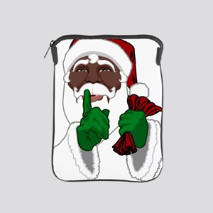 African Santa Clause iPad Sleeve