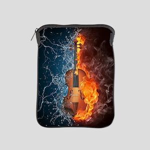 Fire and Water Violin iPad Sleeve