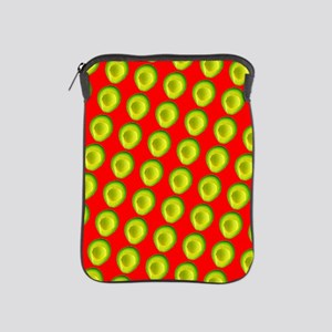 Avocado Fiesta for Hector iPad Sleeve