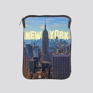 Empire State Building from the Top of  iPad Sleeve