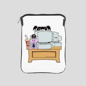 Abby and Bert NCIS iPad Sleeve
