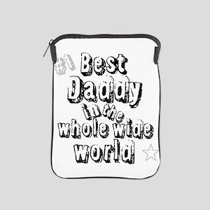 Best Daddy iPad Sleeve