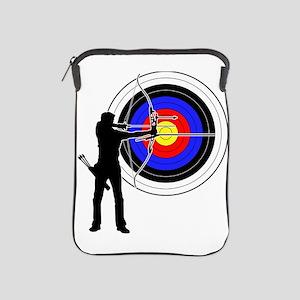 archery man iPad Sleeve
