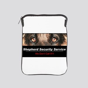 Shepherd Security Service iPad Sleeve