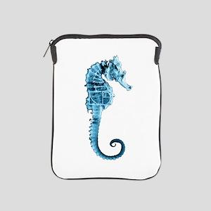 Fringe seahorse - iPad Sleeve