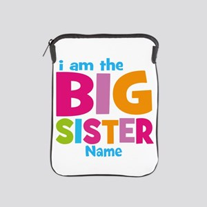 Big Sister Personalized iPad Sleeve