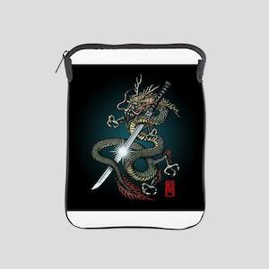 Dragon Katana01 iPad Sleeve