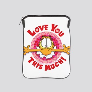 Love You This Much! Ipad Sleeve