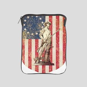 Concord Minuteman, Shield iPad Sleeve
