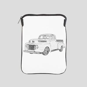 1950 Ford F1 iPad Sleeve