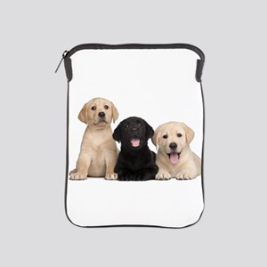 Labrador puppies iPad Sleeve
