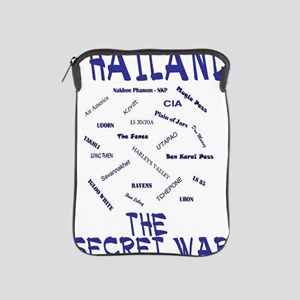 THAILAND SECRET WAR iPad Sleeve