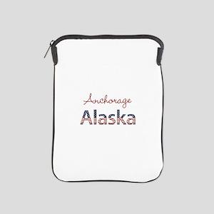 Custom Alaska iPad Sleeve