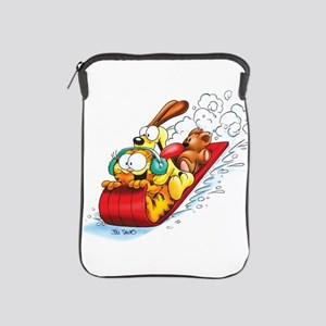 Sledding Fun! iPad Sleeve