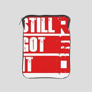 red still got it iPad Sleeve